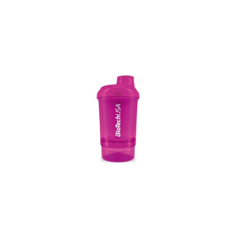 ACCESORIOS Y MATERIAL FITNESS Nano Shaker 300ml
