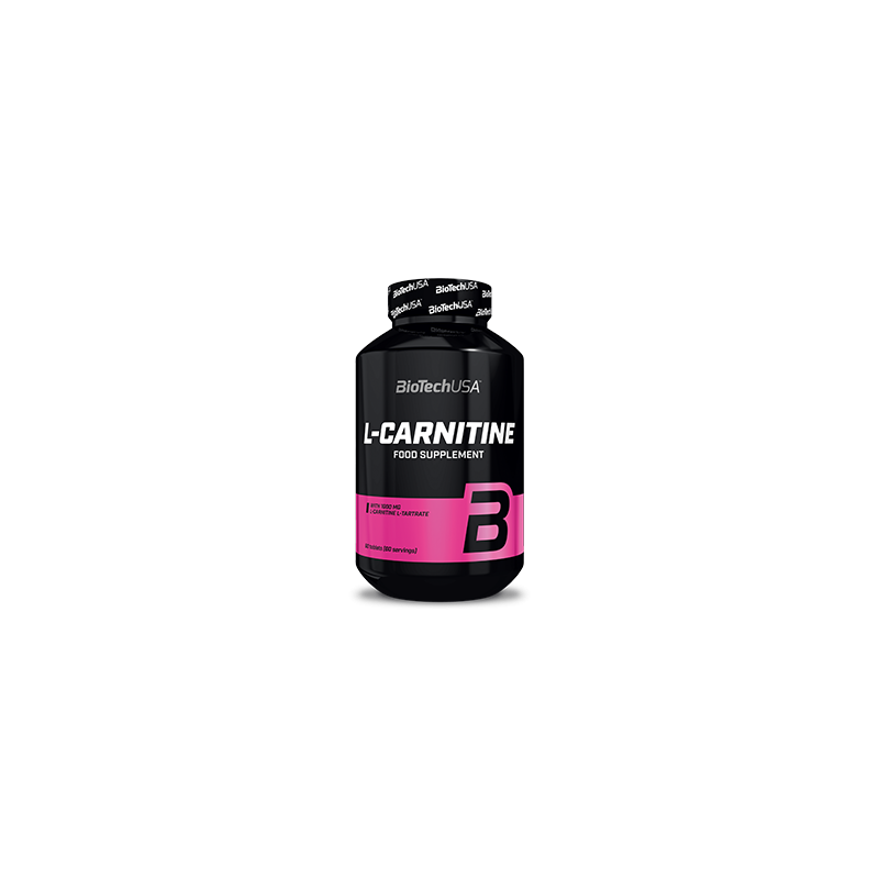 Inicio L-Carnitine 1000 mg 60 Tabs