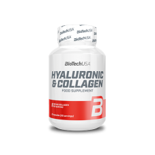 VITAMINAS Y MINERALES Hyaluronic & Collagen Biotech Usa