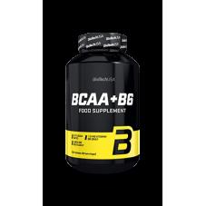 AMINOÁCIDOS BCAA + B6 100Tabs