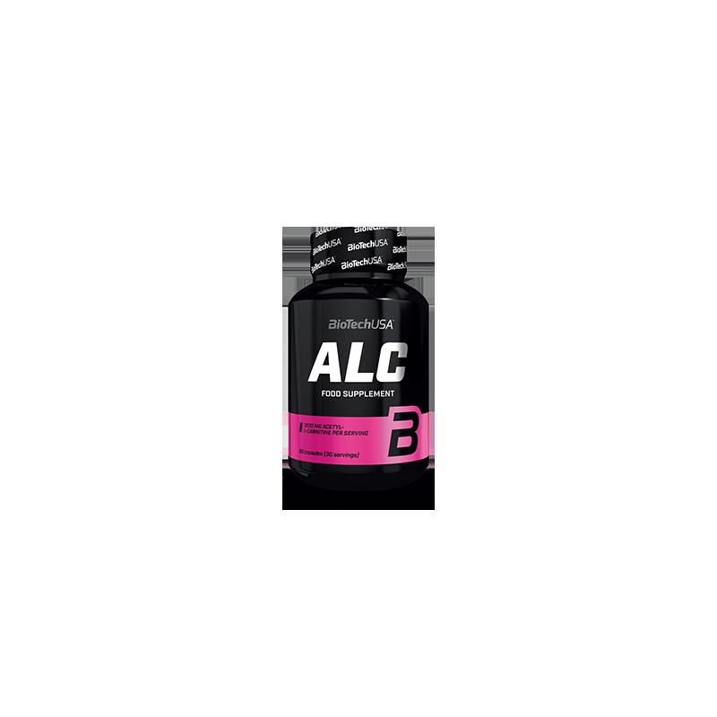 L-CARNITINAS ALC 60 Cápsulas