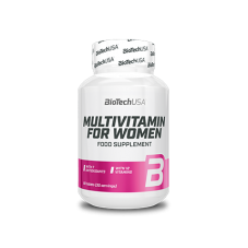 VITAMINAS Y MINERALES Multivitamin for Women 60 Tabs