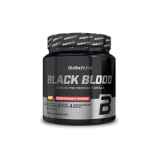 ÓXIDOS NÍTRICOS Y ENERGÉTICOS Black Blood NOX+ 330g