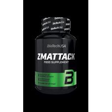 Inicio ZMAttack 60Caps Biotech USA