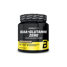 SUPLEMENTACIÓN DEPORTIVA Bcaa + Glutamine Zero 480g