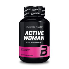 VITAMINAS Y MINERALES Active Woman 60 Caps