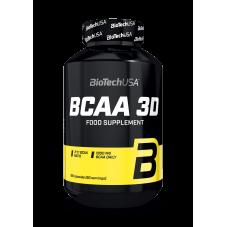 AMINOÁCIDOS BCAA 3D 180Caps