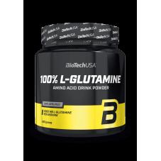 AMINOÁCIDOS 100% L-Glutamine 240g
