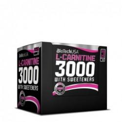Inicio Biotech Usa L-Carnitina 3000 20 Viales