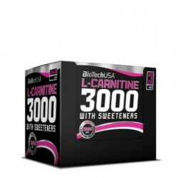 Inicio L-Carnitine 3000 20amp x 25ml