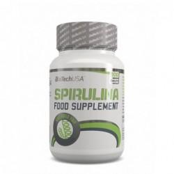 Vitaminas y Minerales Spirulina Biotech USA